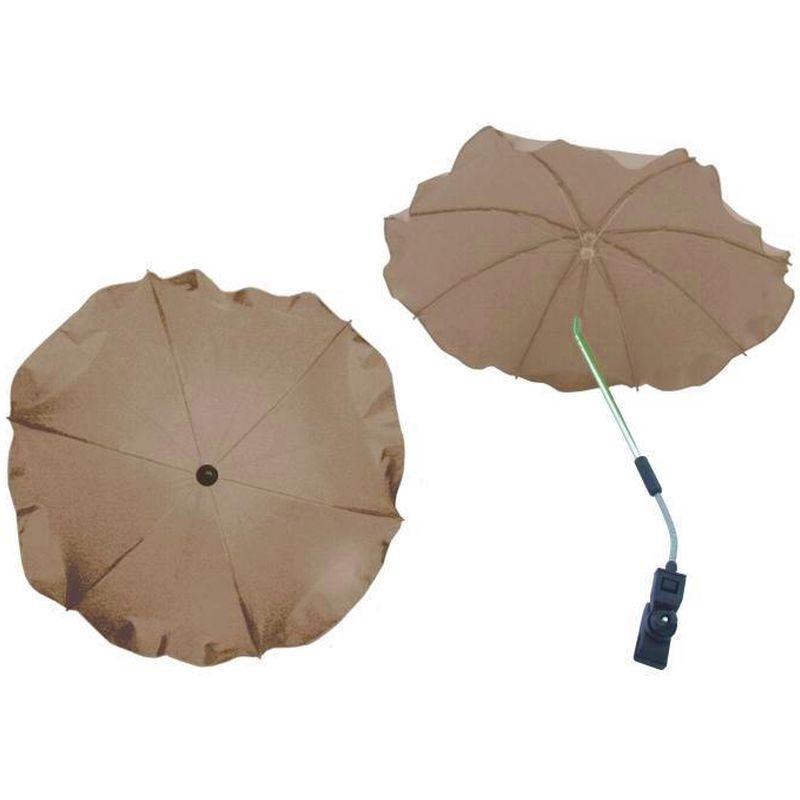 Umbrela Carucior Universala Bej