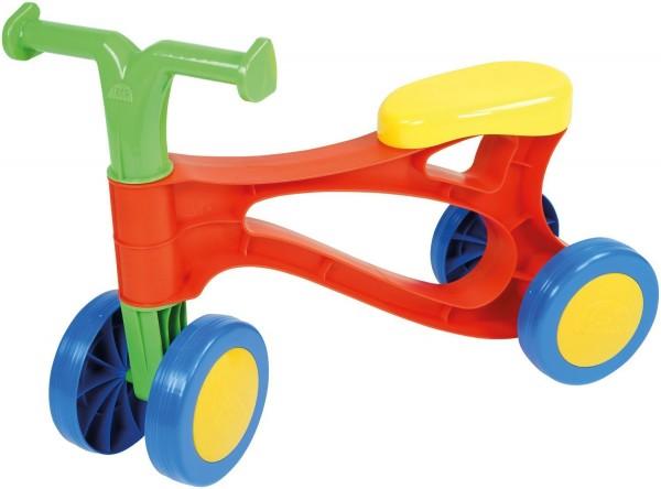 Vehicul fara pedale Lena din plastic Multicolor
