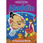 Aladdin-carte de colorat