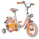 Bicicleta copii pliabila Lambrettina orange 12 ATK Bikes