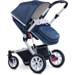 Carucior 2 in 1 Caretero Compass navy