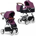 Carucior nou-nascuti Optimo 2 in 1 Easy Go Purple
