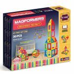 Joc de constructie magnetic MAGFORMERS - My first - Baby (30 piese)