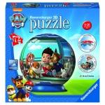 Puzzle 3D Paw Patrol 72 Piese