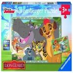 Puzzle Garda Felina 2x12 Piese