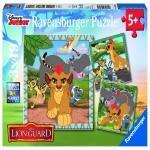 Puzzle Garda Felina 3x49 Piese