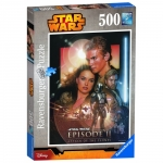 Puzzle Star Wars Ep. II 500 Piese