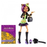Papusa Monster High New Scaremester Clawdeen Wolf Fashion