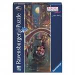 Puzzle Romantism In Venetia 1000 Piese