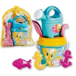 Set jucarii de nisip in rucsac Tweety Androni Giocattoli