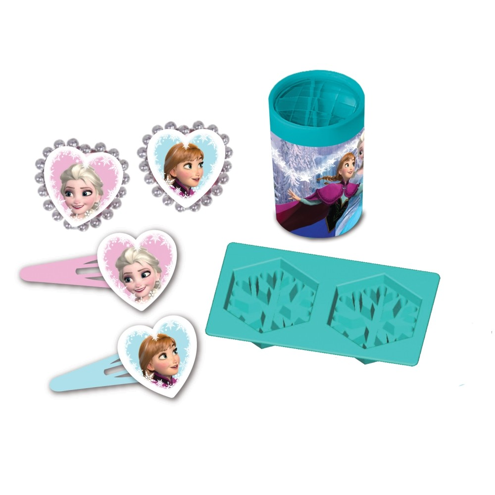 Accesorii party Frozen, Amscan 999268, Set 24 piese