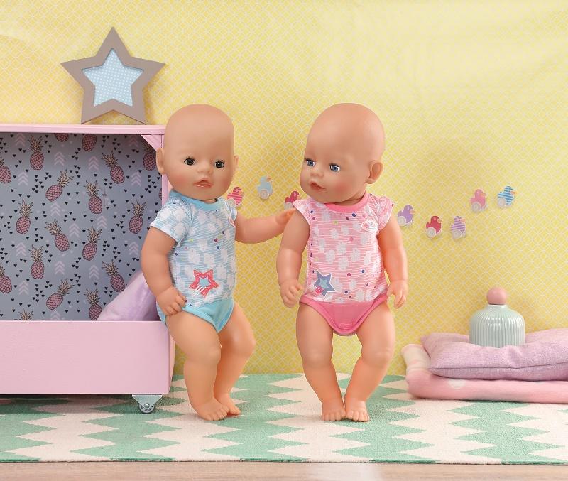 Baby Born Colectia De Body-Uri