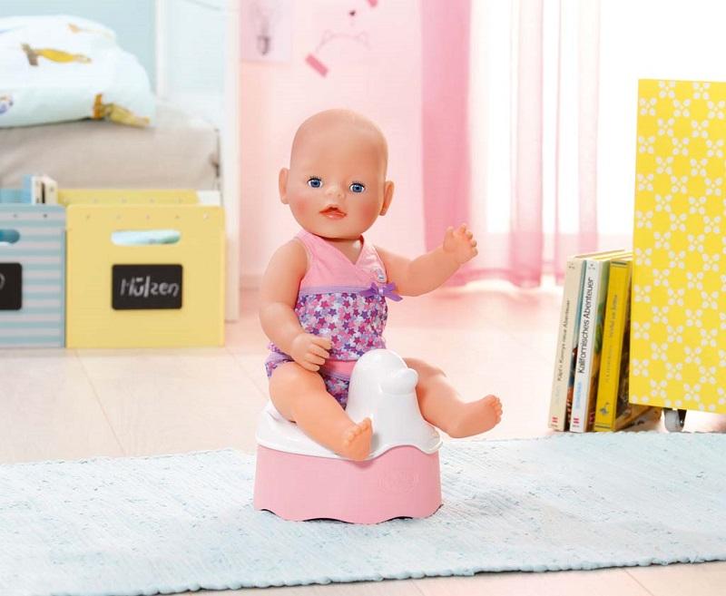 Olita interactiva Baby Born