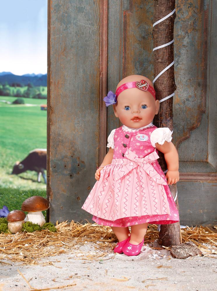 Baby Born Papusa Interactiva Octoberfest
