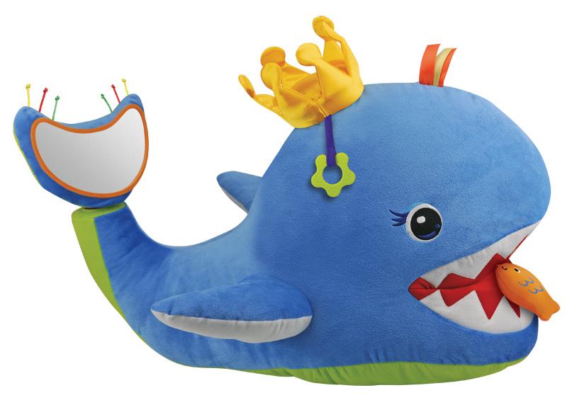 Balena albastra cu activitati
