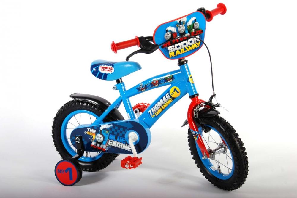 Bicicleta EL Thomas 12