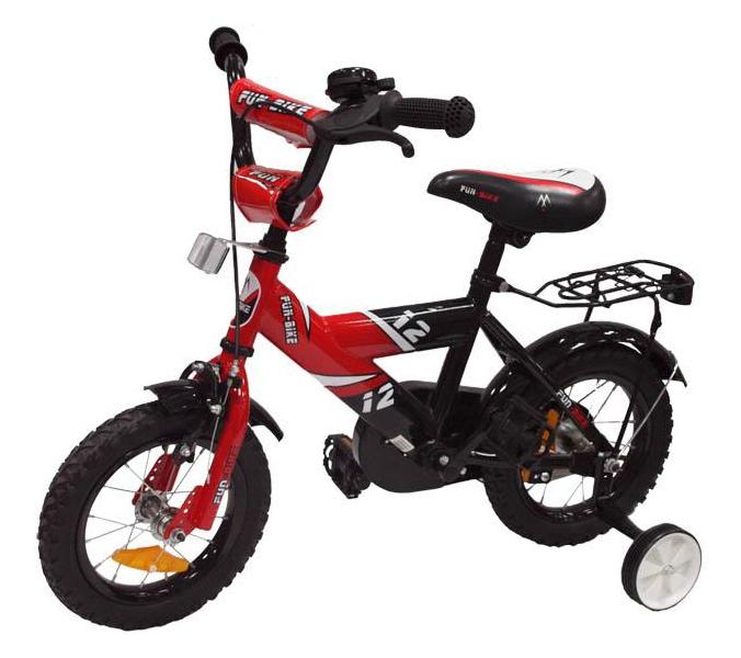 Bicicleta copii Fun Bike 888 Red 12