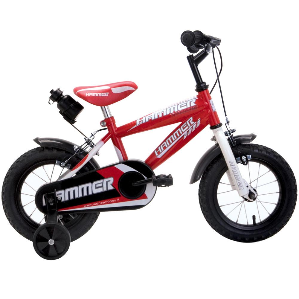 Bicicleta copii Hammer 12 Schiano Kids