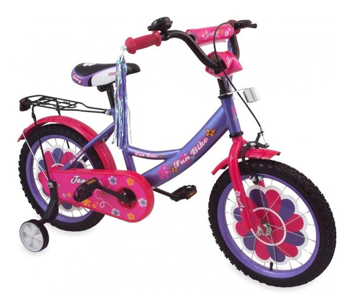 Bicicleta copii Jenny 777 G Violet 12