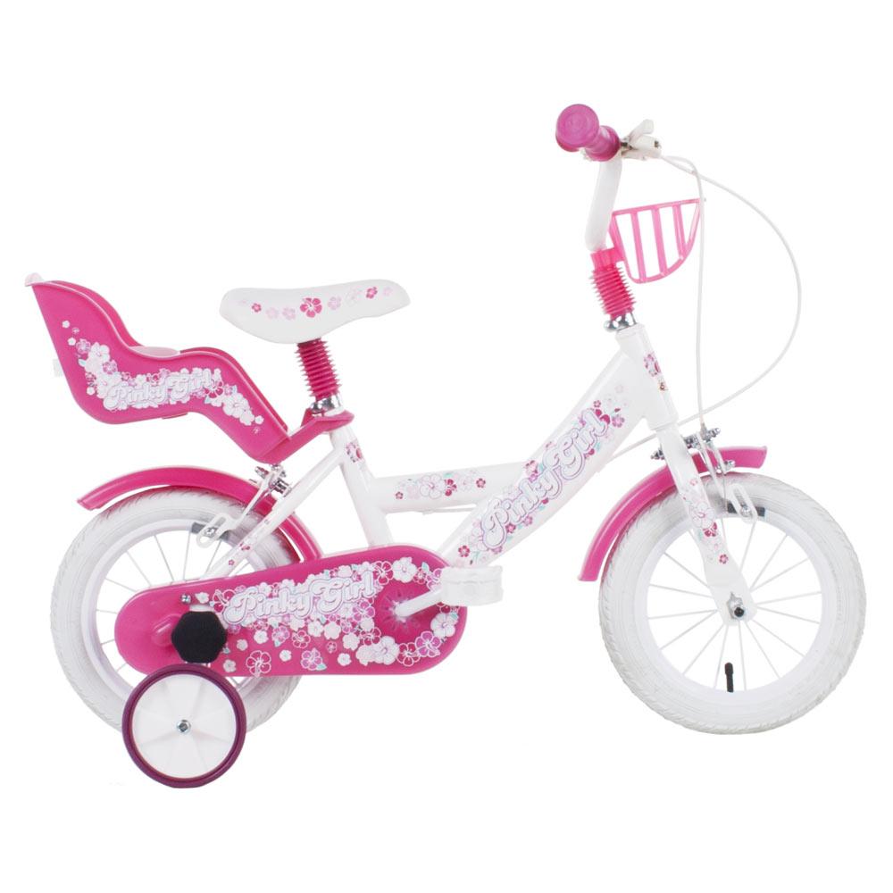 Bicicleta copii Pinky Girl 12 Schiano Kids