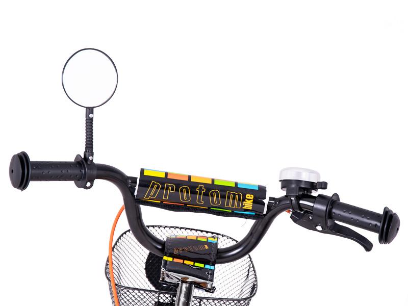 Bicicleta copii Toma Exclusive 1202 Orange