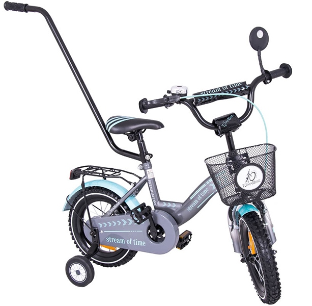 Bicicleta copii Toma Exclusive 1204 Turquoise