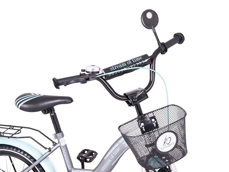 Bicicleta copii Toma Exclusive 1604 Turquoise