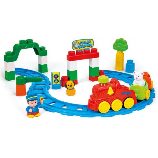 Clemmy – Statie de tren