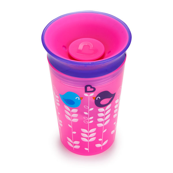 Cana Miracle Deco 12L+ Pink Bird