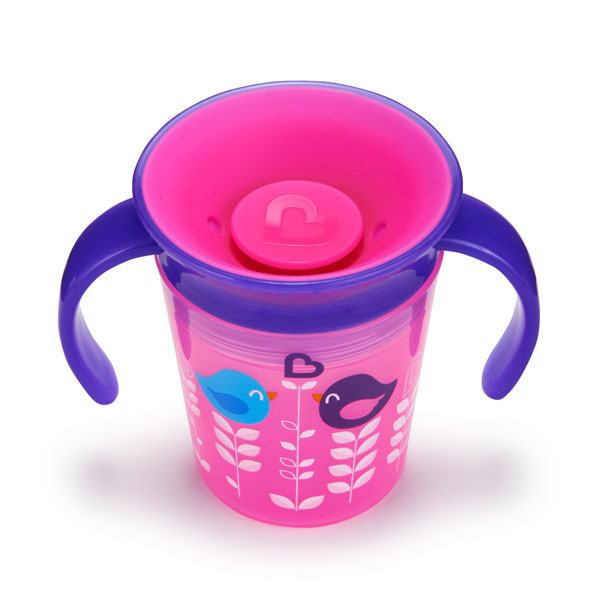 Cana Trainer Miracle Deco 6L+ Pink Bird