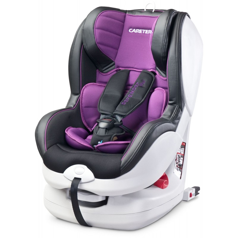 Scaun auto Caretero Defender+ Isofix 0-18 Kg Purple