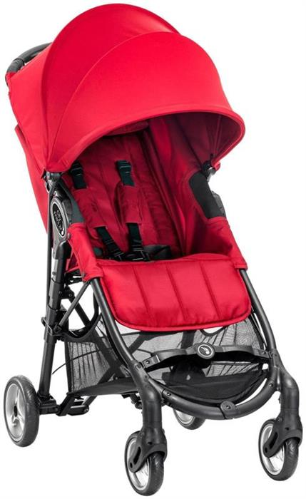 Carucior Baby Jogger City Mini Zip Red