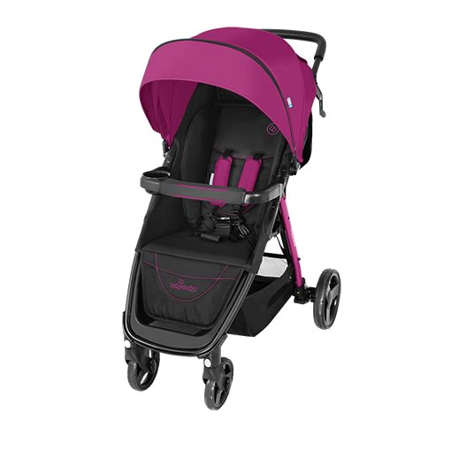 Carucior sport Baby Design Clever 08 pink 2016
