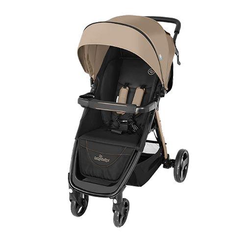 Carucior sport Baby Design Clever 09 beige 2016