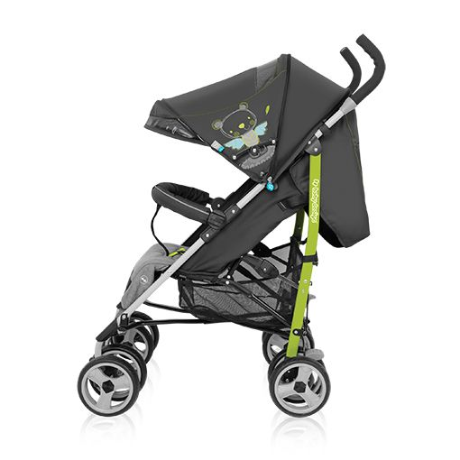 Carucior sport Baby Design Travel Quick 07 grey 2017