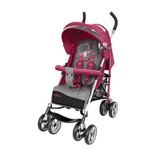Carucior sport Baby Design Travel Quick 08 pink 2017