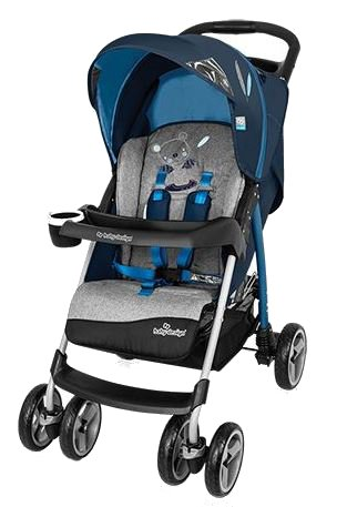 Carucior sport Baby Design Walker Lite 03 blue 2016