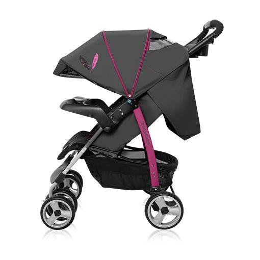 Carucior Sport Baby Design Walker Lite 08 Pink 2016