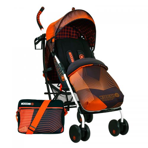 Carucior sport Koochi Speedstar Orange Hyperwave