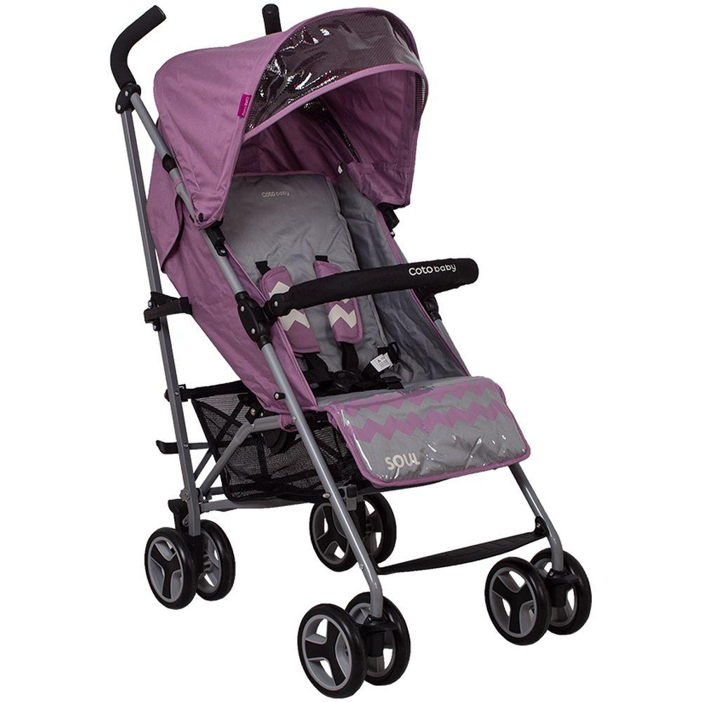 Carucior sport Soul Coto Baby Purple