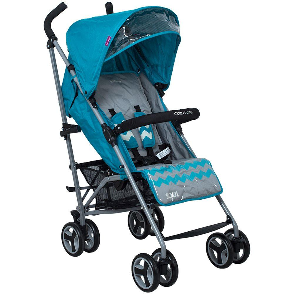 Carucior sport Soul Coto Baby Turquoise