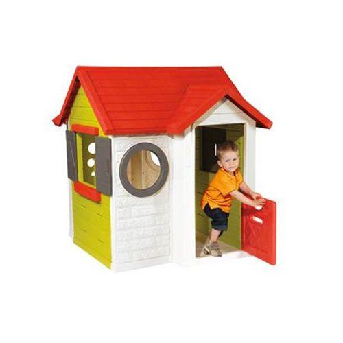 Casuta electronica pentru copii My House Smoby