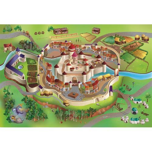 Covoras de Joaca Connect - Castel