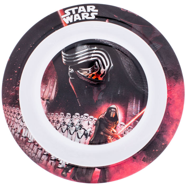 Farfurie Adanca Melamina Star Wars Lulabi 8340202
