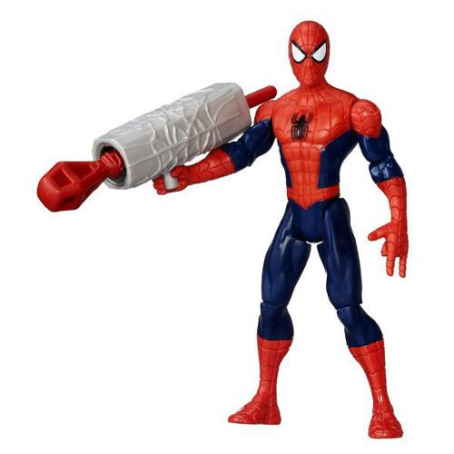 Figurina Spider Man cu Arma