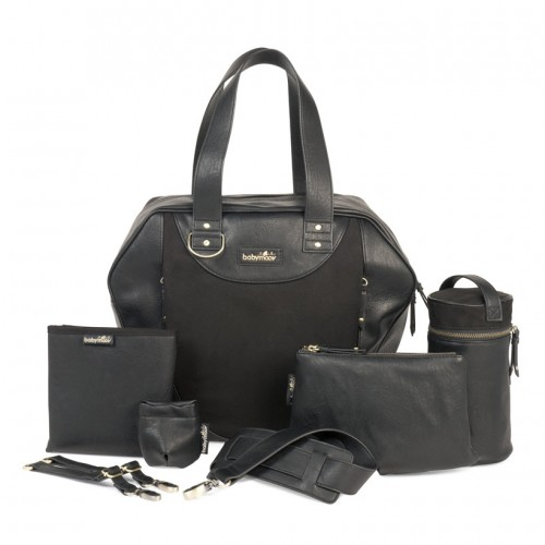Geanta multifunctionala City Bag Black