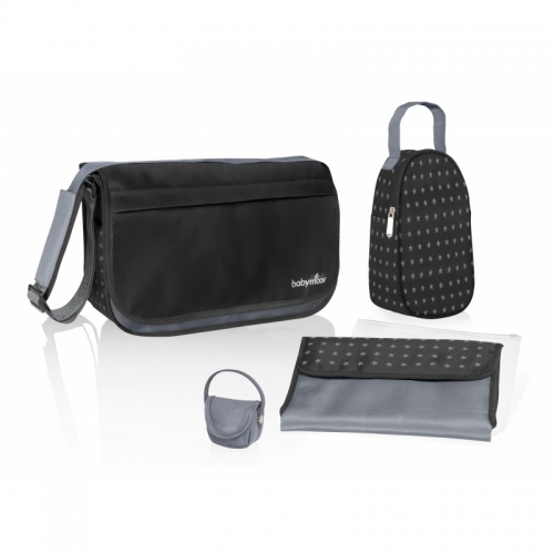 Geanta multifunctionala Messenger Black