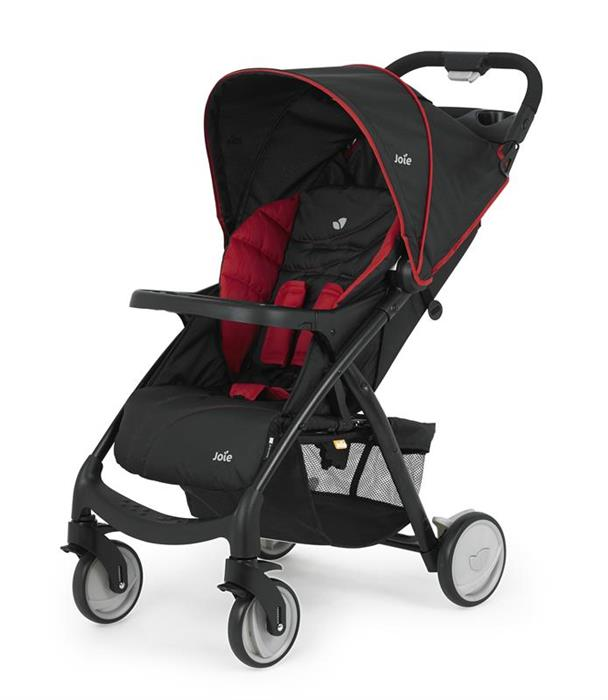 Carucior 2 in 1 Muze Travel System Poppy Red