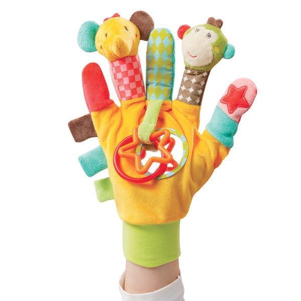 Jucarie din plus Manusa de papusi - Brevi Soft Toys