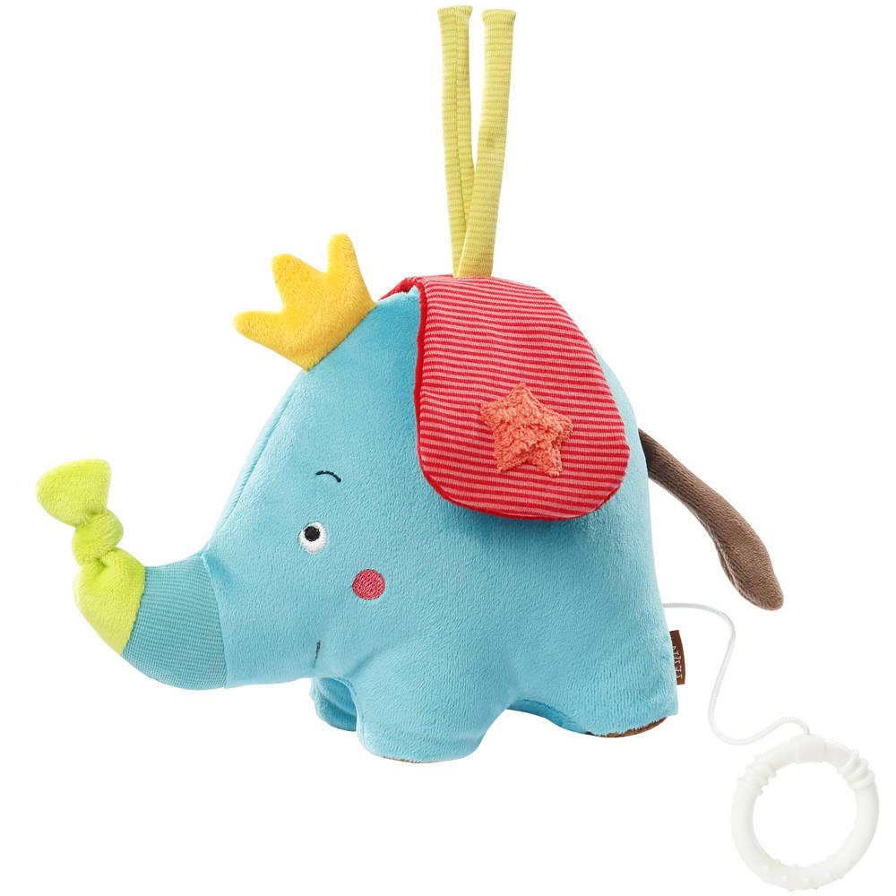 Jucarie muzicala – Elefantel jucaus din categoria Camera copilului de la Fehn